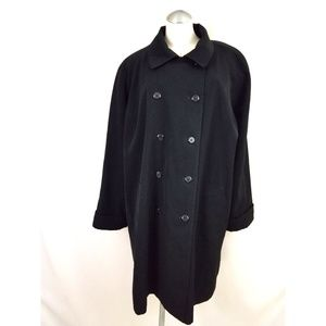 Gallery Size 3X Black Jacket